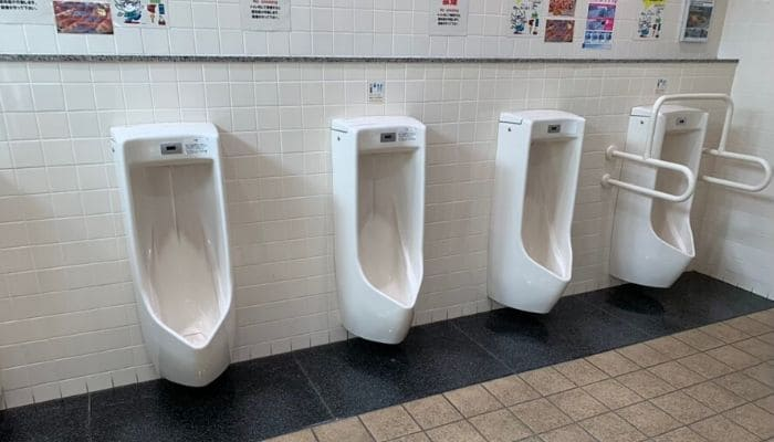 天空の郷さんさんのトイレ