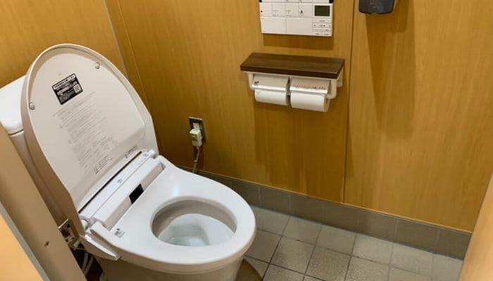 道の駅ふみたかパーク富麻のトイレ