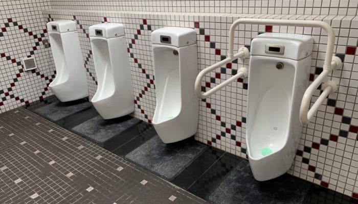 道の駅うすいトイレ