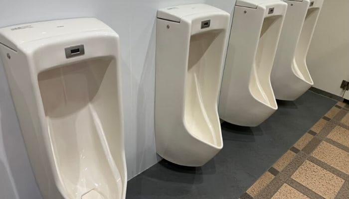 道の駅厳木のトイレ