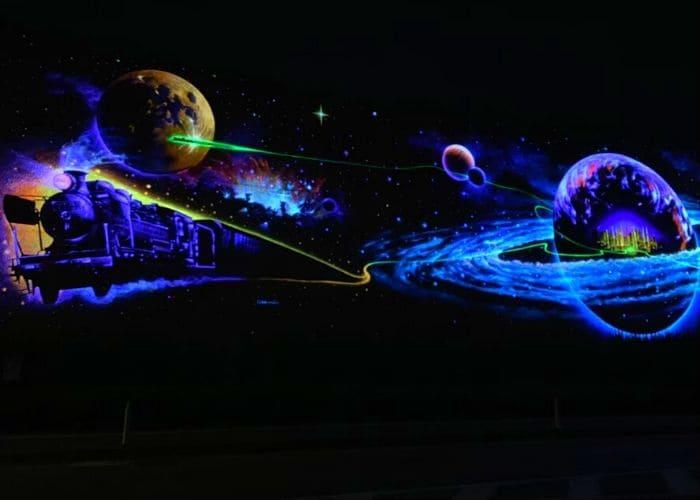 未来都市銀河地球鉄道