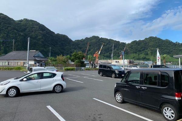 道の駅山川港活お海道