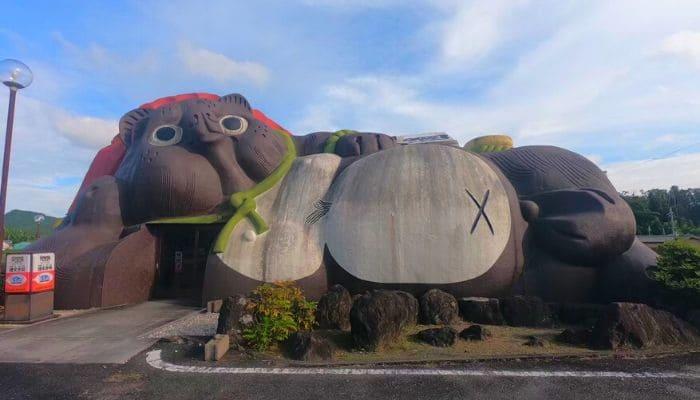 信楽陶芸村 たぬき村