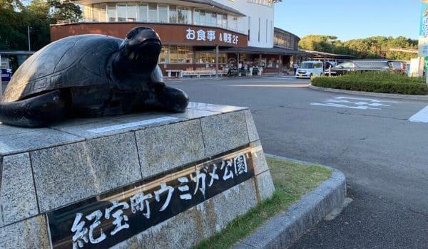 紀宝町ウミガメ公園
