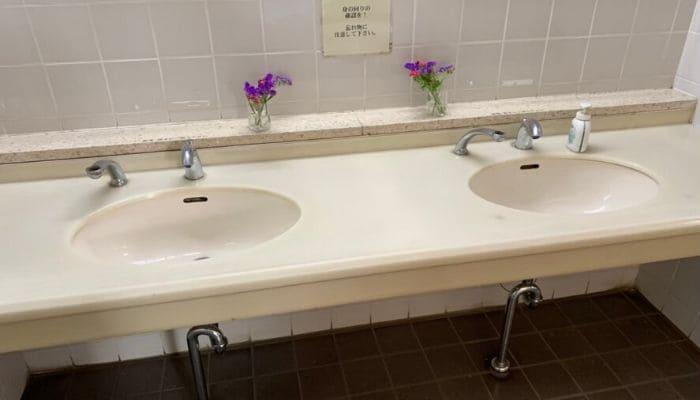 道の駅川口あんぎょうのトイレ