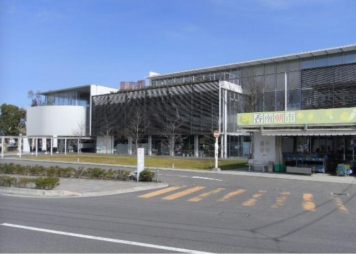 道の駅香南楽湯