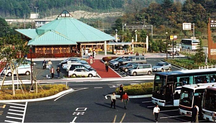 道の駅ふれあいパーク・きみつ