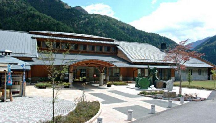 道の駅 遠山郷