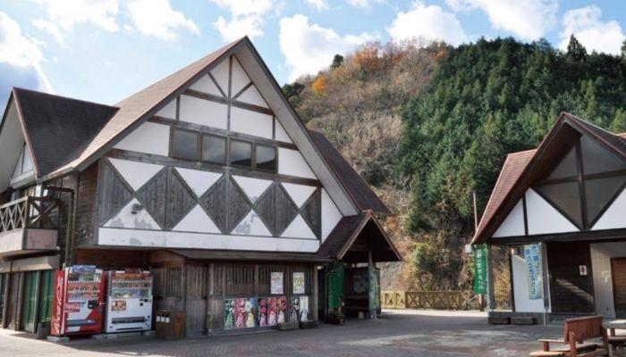 道の駅茶倉駅