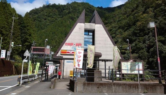 道の駅 吉野路 上北山